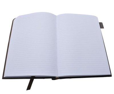画像1: 【新品】米国CROSS社 クロスプレミアムノートブック手帳 ミニペン付き(ブルー)