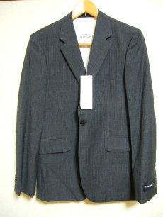 画像1: Men's 【新品】違いが分かるワンランク上の男の一着! 高級イタリア製 WIM NEELSウィムニールスグレースーツ48 ML (1)