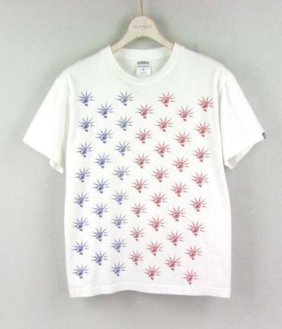 画像1: 【USED】Anti Class アンチクラス 自由の女神プリントTシャツ S 白