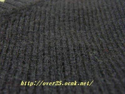 画像1: 【美品USED】JUN MEN ジュンメン ウール100% Vネックセーター パープル紫