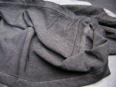 画像10: オーガニックコットン100% 未使用 Dr.Denim(ドクターデニム) ユーズド加工 「SCREW PERFECTION」ロゴ入り ルーズTシャツ サイズ:Lサイズ程度 レディース (10)
