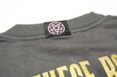 画像6: 【激レアブランドのロックTシャツ】FAR★STAR(ファースター)|ガイコツ(スカル)柄 デザインTシャツ(グレー)|サイズ:0(Sサイズ程度)|美USED (6)