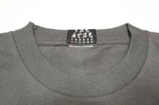 画像5: 【激レアブランドのロックTシャツ】FAR★STAR(ファースター)|ガイコツ(スカル)柄 デザインTシャツ(グレー)|サイズ:0(Sサイズ程度)|美USED (5)