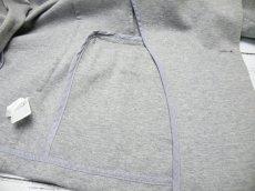 画像10: オールシーズン◎ BANANA REPUBLIC(バナナリパブリック)コットンサックジャケット|ライトグレー|サイズ:S(肩幅:42cm)|USED メンズ (10)