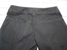画像8: 着回しローテにオススメ!spick and span(スピック&スパン)|ストレート|綿100%パンツ|濃紺|サイズ36(ウエスト:約76cm)|USED|レディース (8)