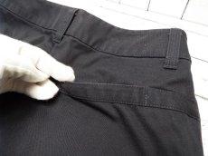 画像9: 着回しローテにオススメ!spick and span(スピック&スパン)|ストレート|綿100%パンツ|濃紺|サイズ36(ウエスト:約76cm)|USED|レディース (9)